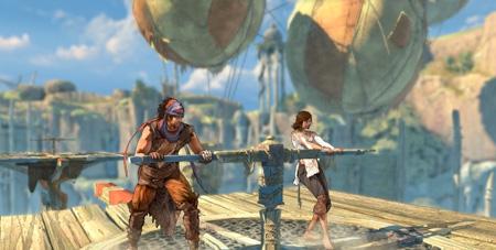Prince of Persia Walkthrough