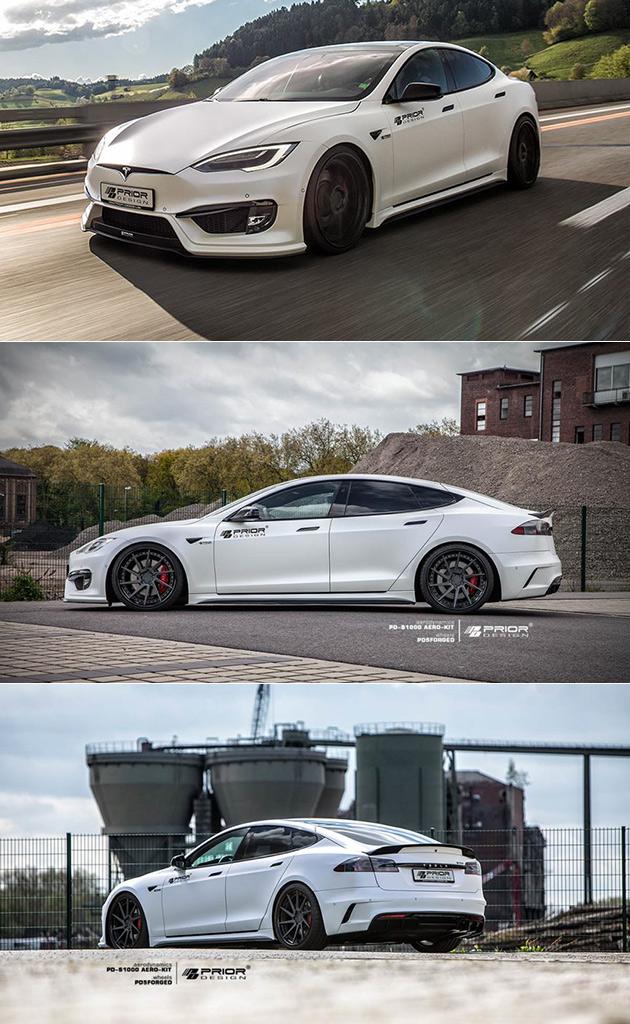 Prior Design Tesla