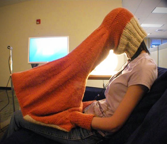 Privacy Scarf