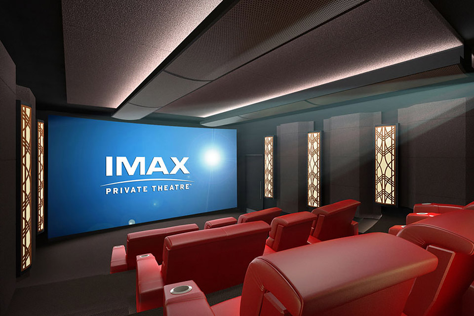 Private IMAX Theater