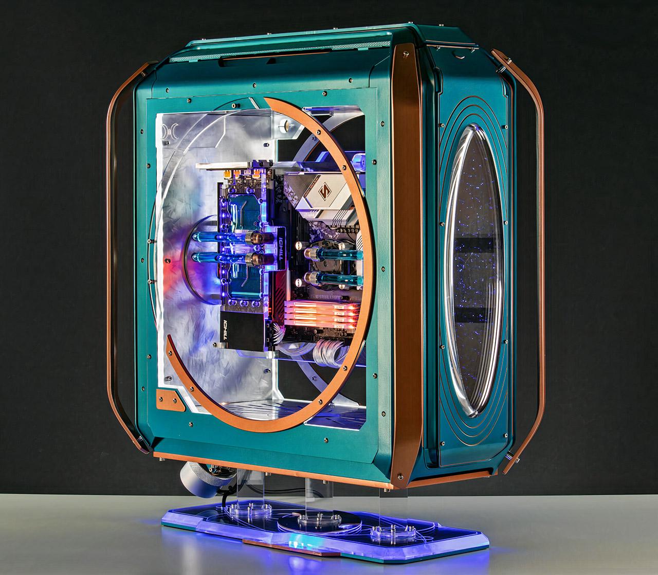 Project ARES Cooler Master Case Modding Winnder