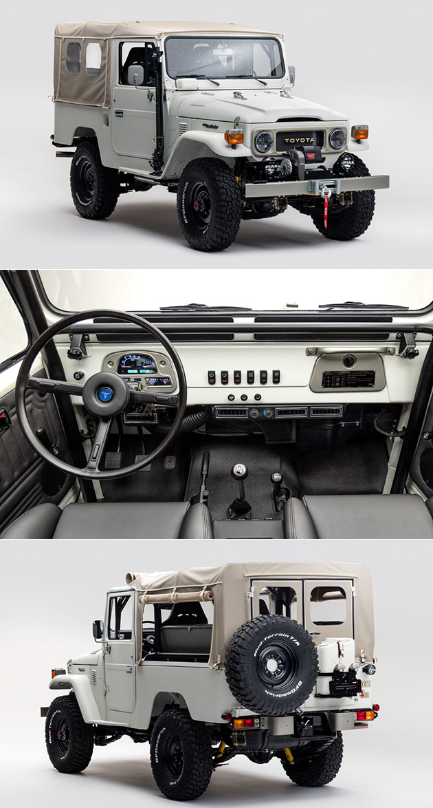 Project Aspen Land Cruiser