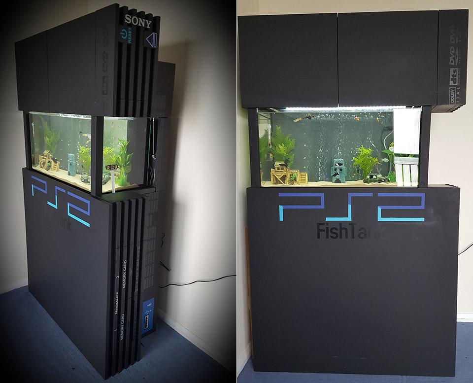PS2 Fish Tank
