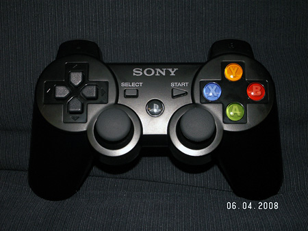 PS3 Xbox Controller