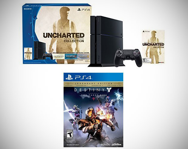 Don T Wait For Black Friday Get The Ps4 500gb Uncharted