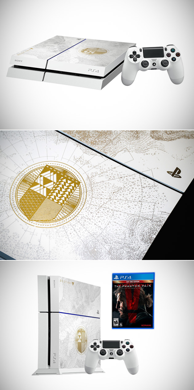 PS4 Destiny Console