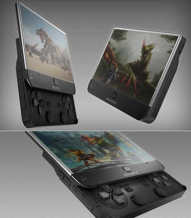 If Sony Were to Release a PS4 Portable, It Might Look ...