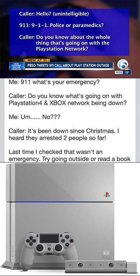PSN Outage