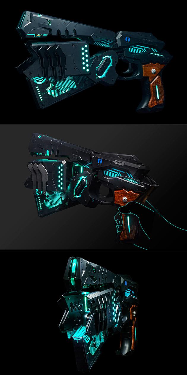 Psycho-Pass Gun