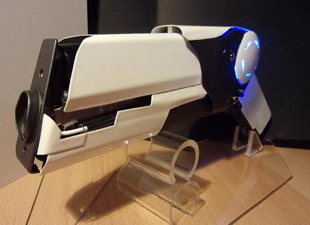 Laser Pulse Rifle Homemade Pulse Laser Gun
