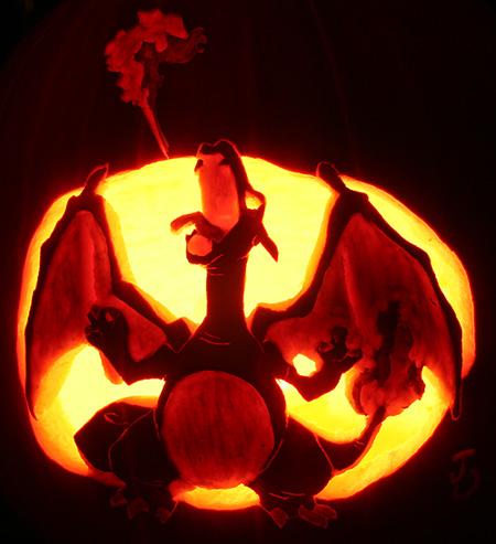 Pumpkin Carving Patterns for Pokemon Fans, Pumpkin Seeds Not ...