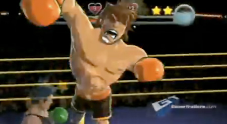 Nintendo's new Punch-Out Wii multiplayer trailers