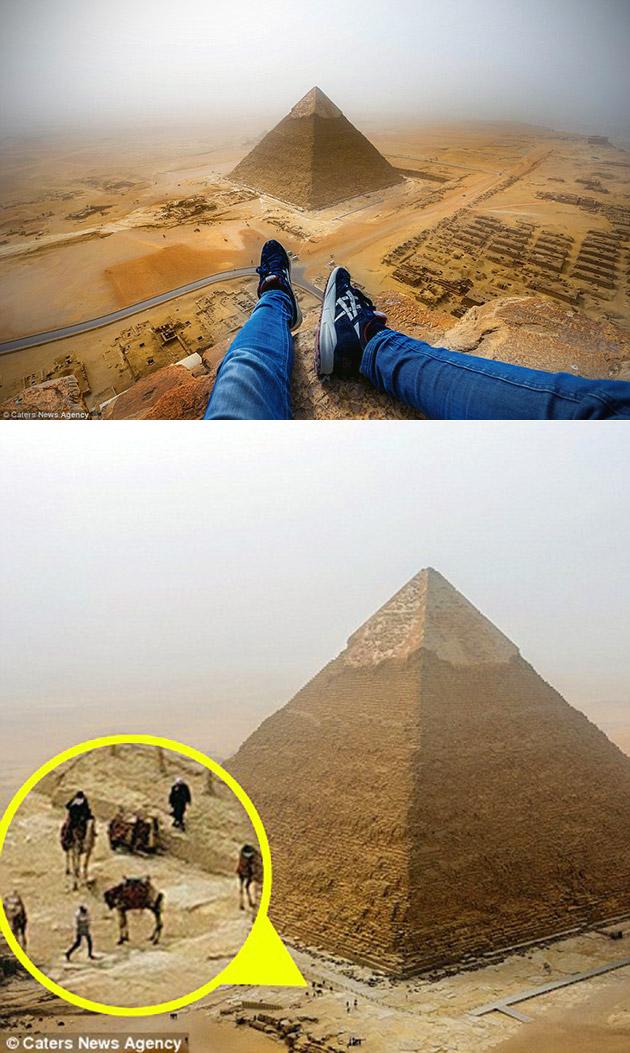 Pyramid of Giz