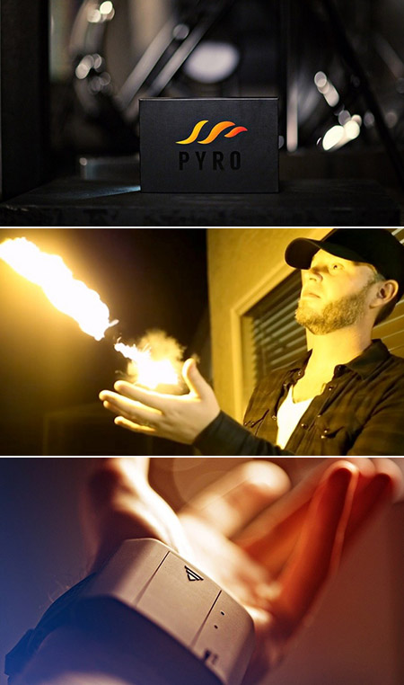 Pyro Fireshooter