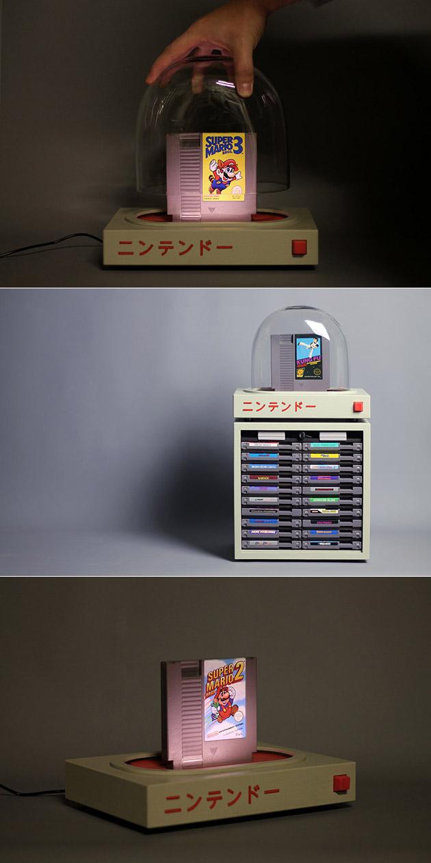 PYUA NES Console