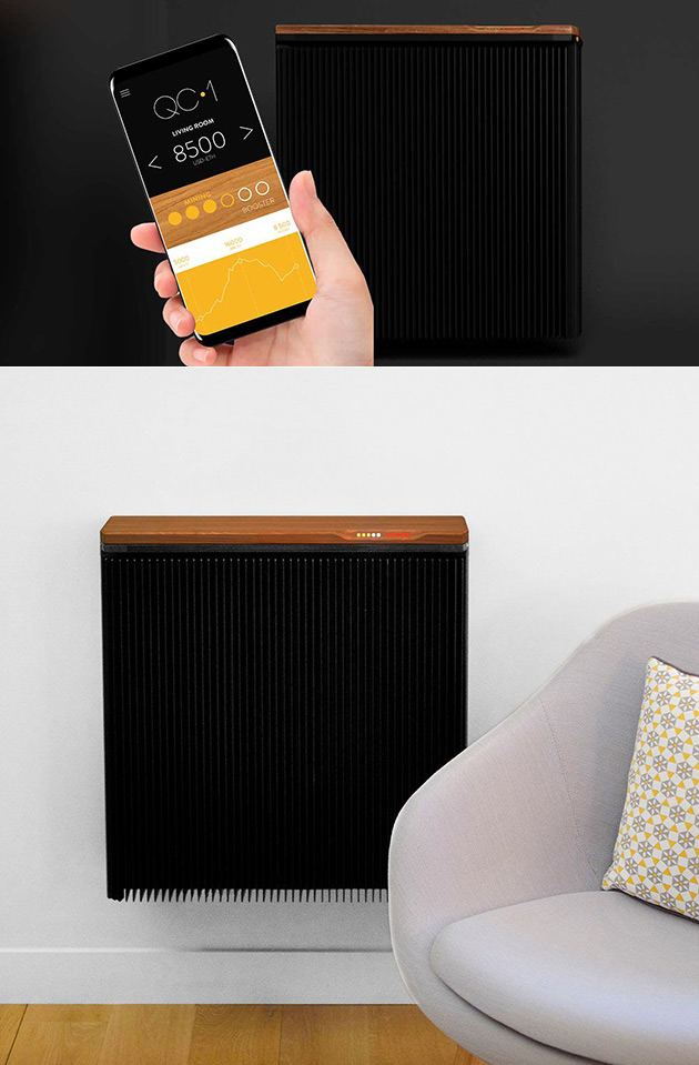 Qarnot QC-1 Crypto Heater