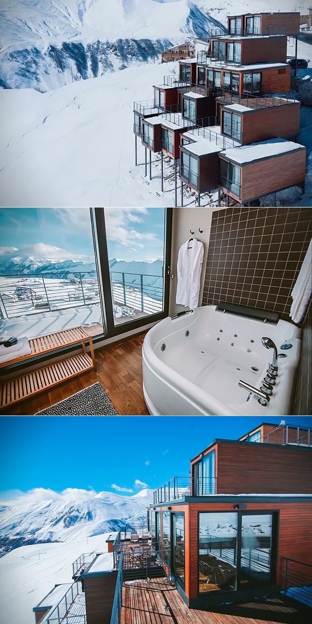 Quadrum Ski Resort
