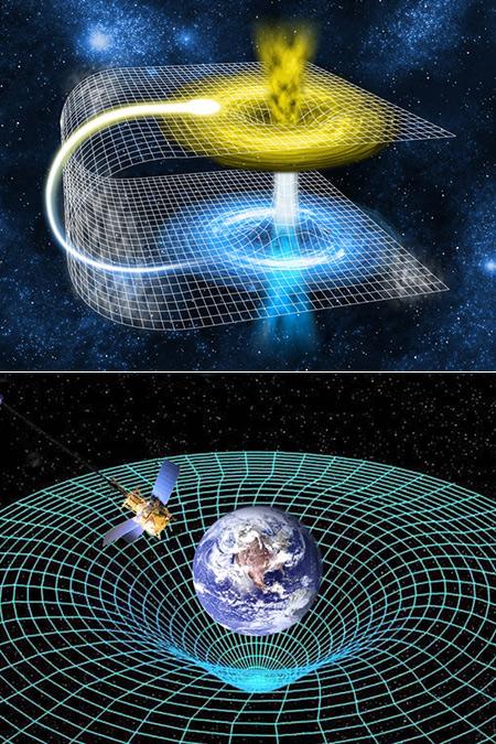 Trous noirs quantiques peuvent être des ponts vers d'autres univers