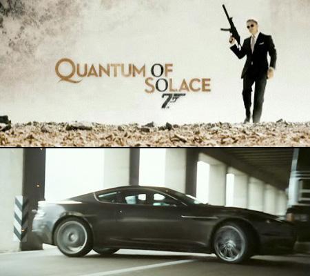 Quantum of Solace Trailer