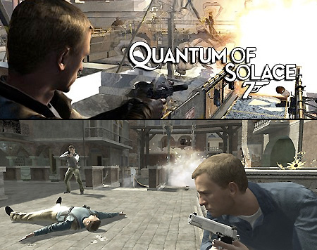 Quantum of Solace Video