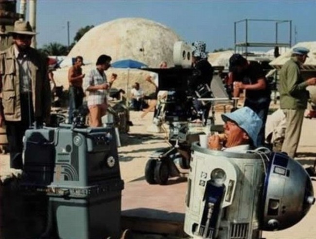 R2 D2 Actor