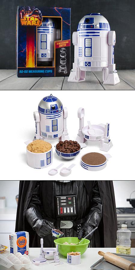 R2-D2 Measuring Cup Set