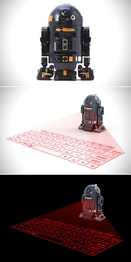 R2-Q5 Virtual Keyboard