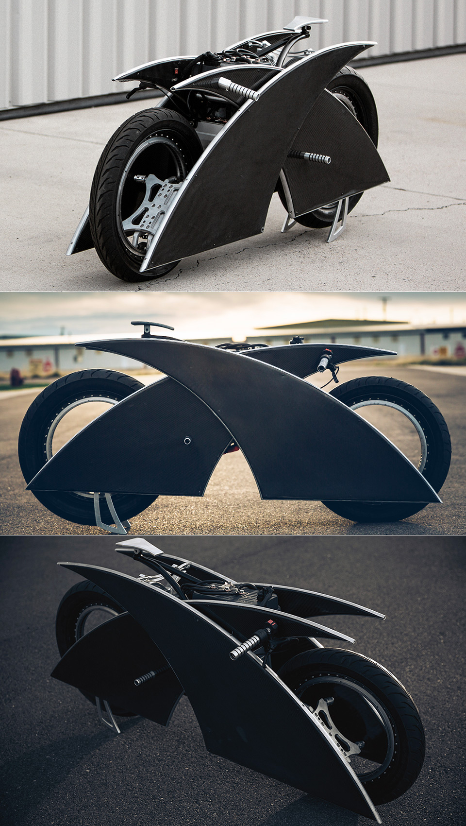 Racer-X Electric Motorcycle