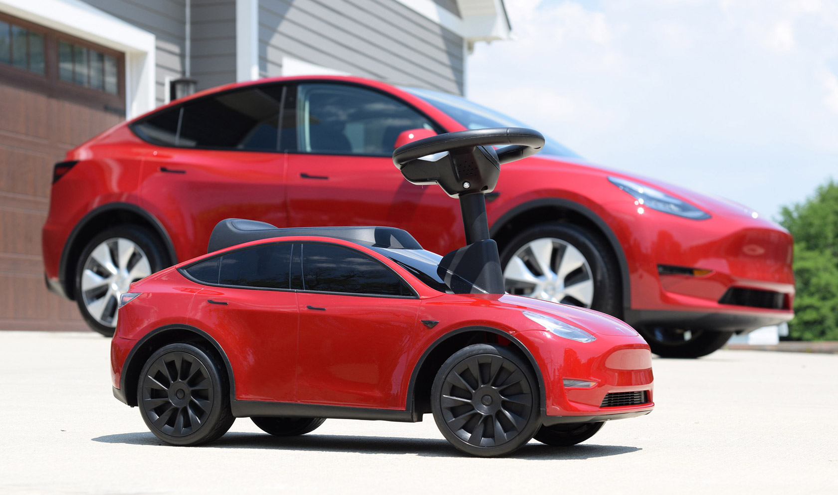 Radio Flyer My First Tesla Model Y