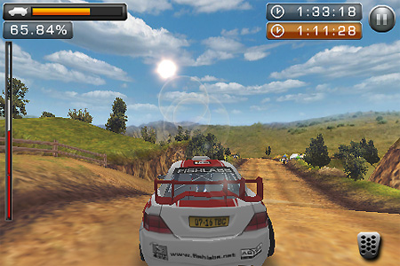 FishLabs' Rally Master Pro for iPhone Utilizes OpenGL Graphics