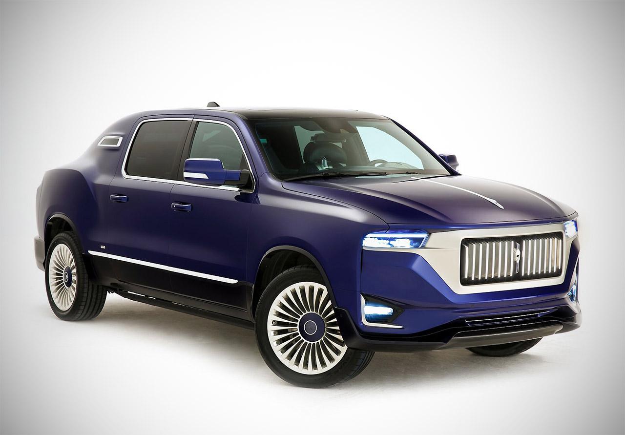 RAM 1500 Rolls-Royce Aznom Palladium