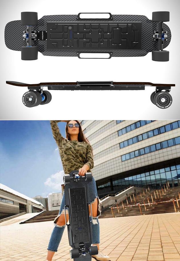 Raptor 2 Electric Skateboard