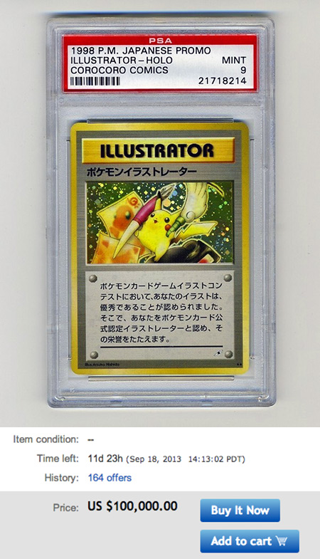 Gallery Pokemon Cards Rarest In The World