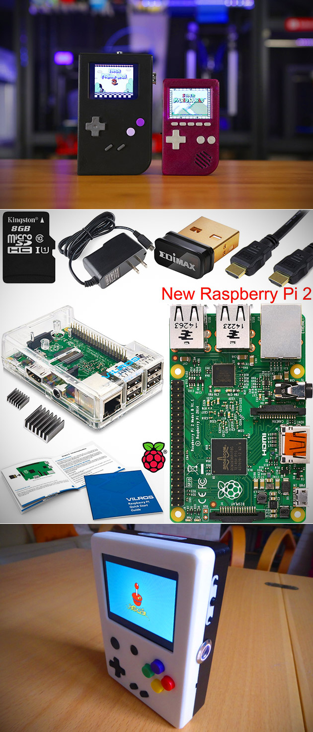 Raspberry Pi 2 Starter Kit