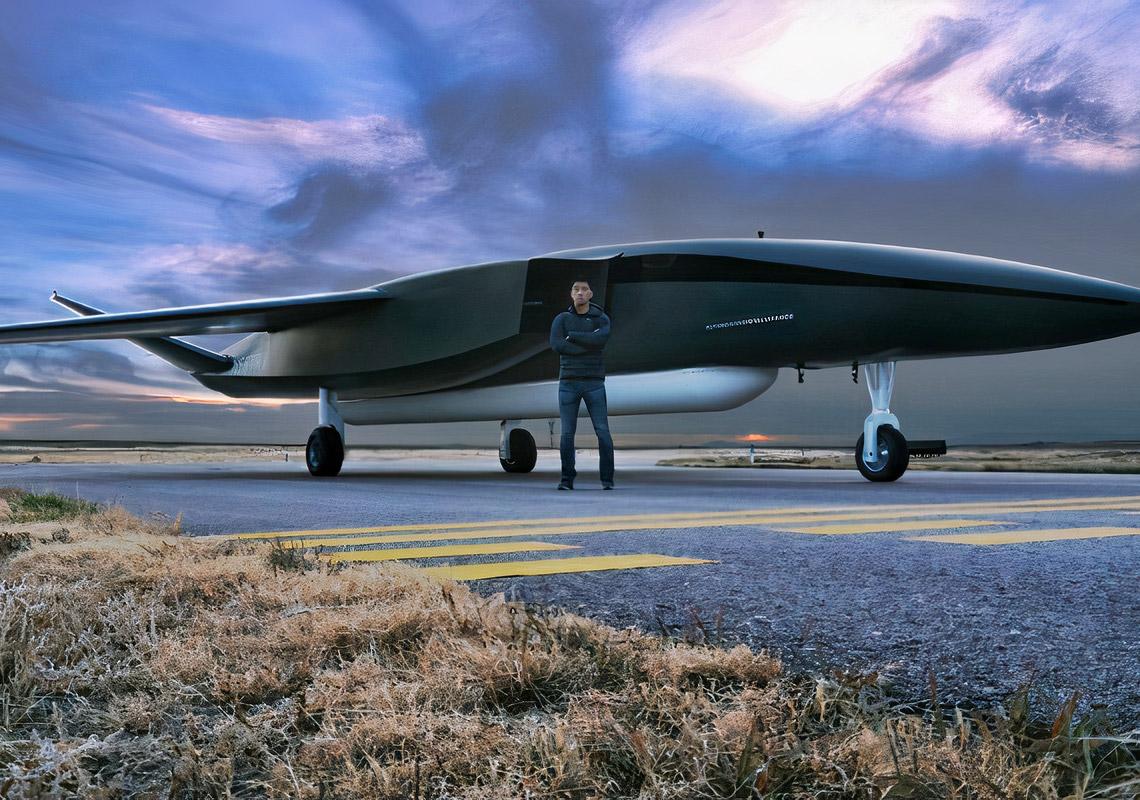 Ravn X UAV Drone Autonomous