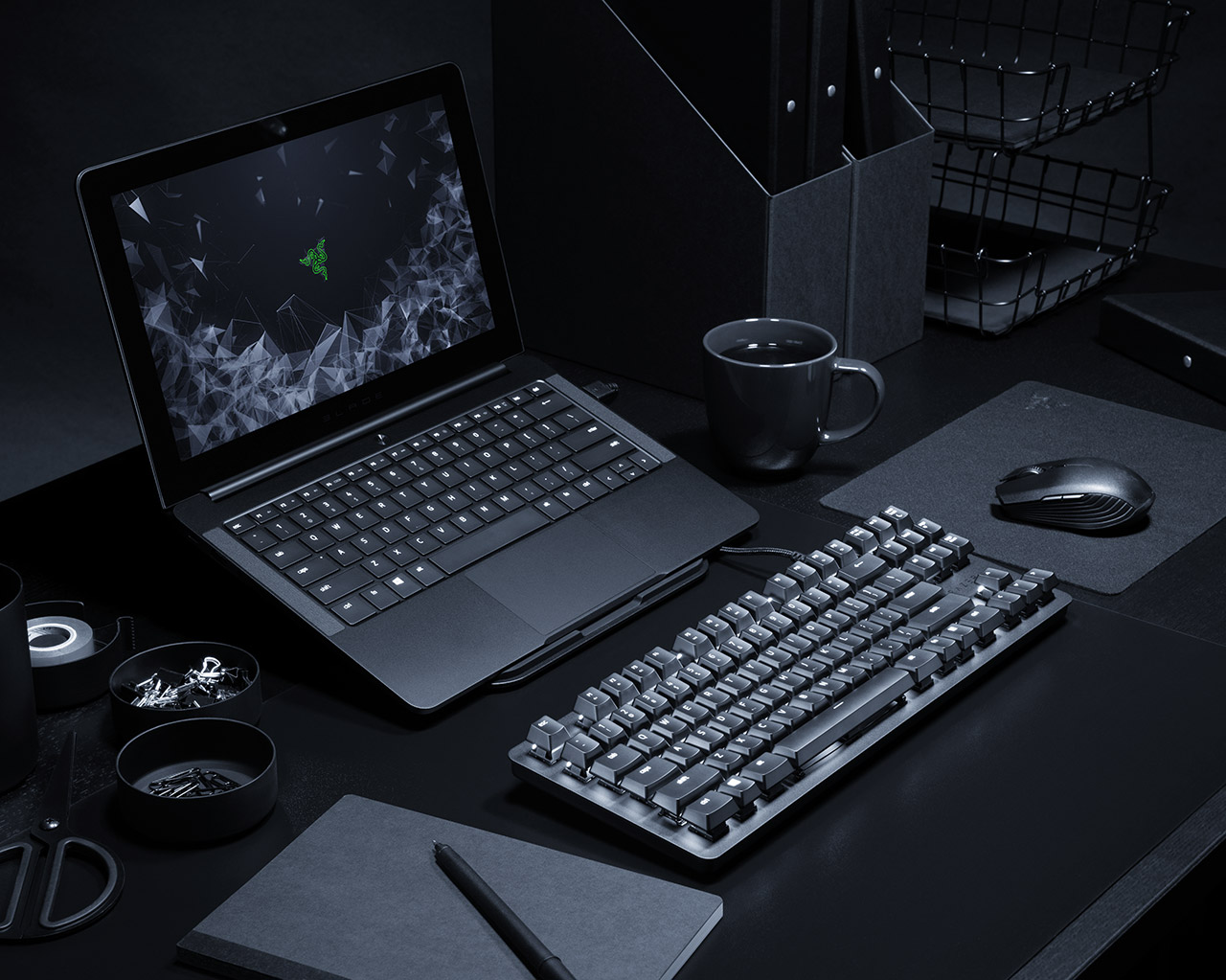 Razer BlackWidow Lite TKL Keyboard