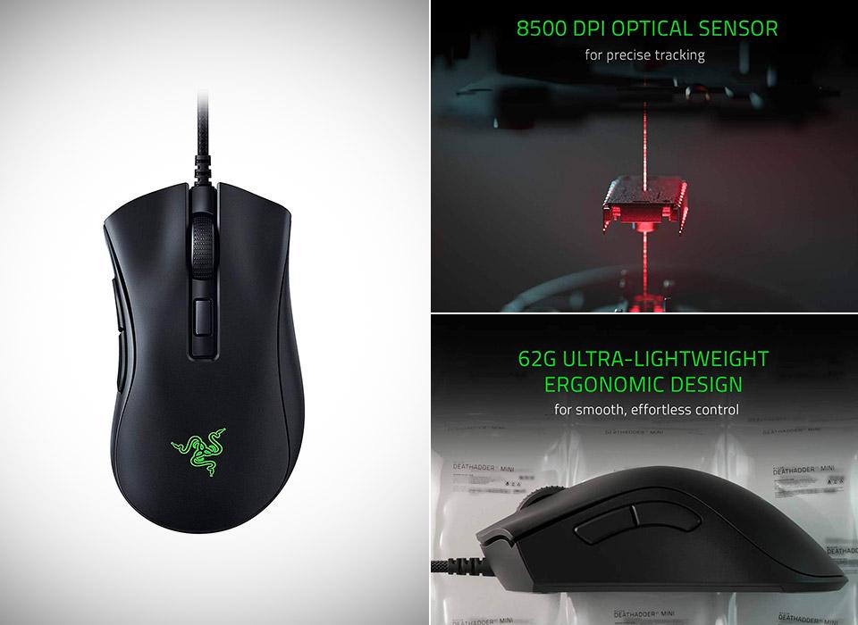 Razer DeathAdder V2 Mini Gaming Mouse