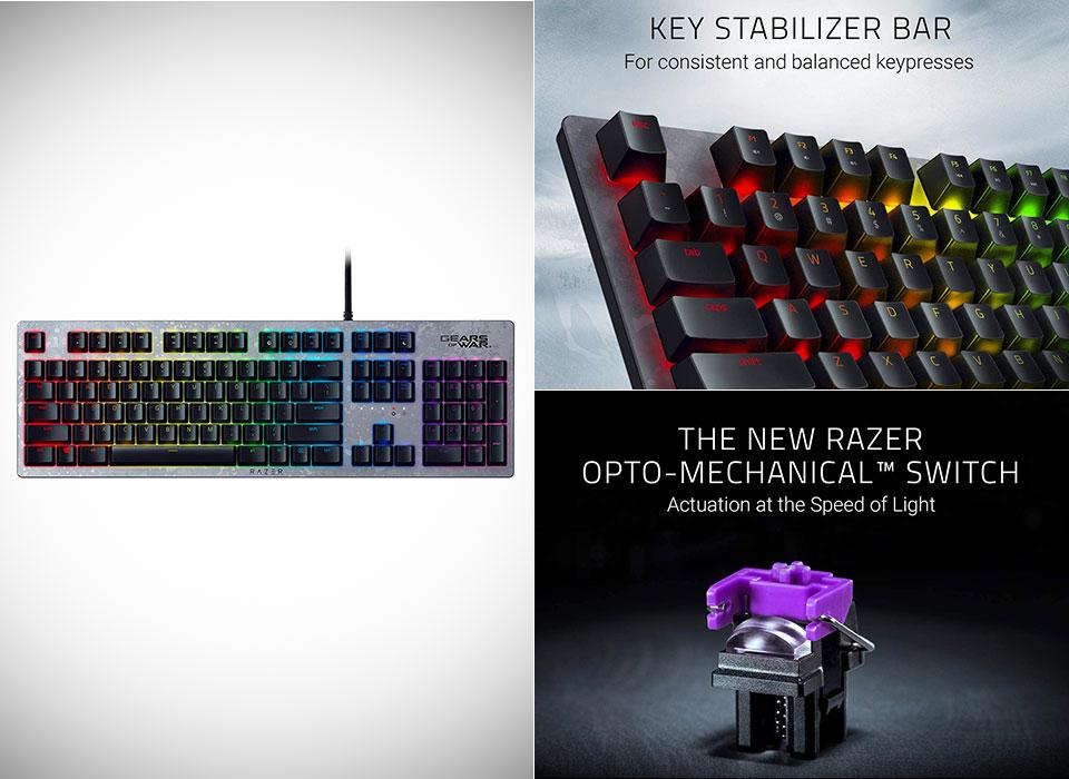 Razer Huntsman Gears of War 5 Keyboard