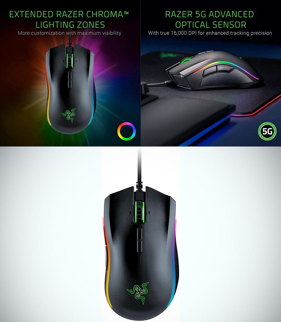 Razer Mamba Elite Computer Mouse