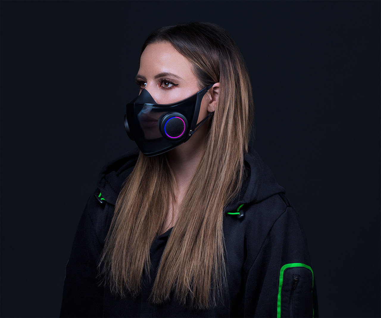Razer Project Hazel Mask N95 CES