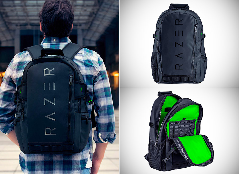Razer Rogue V2 15.6 Laptop Backpack