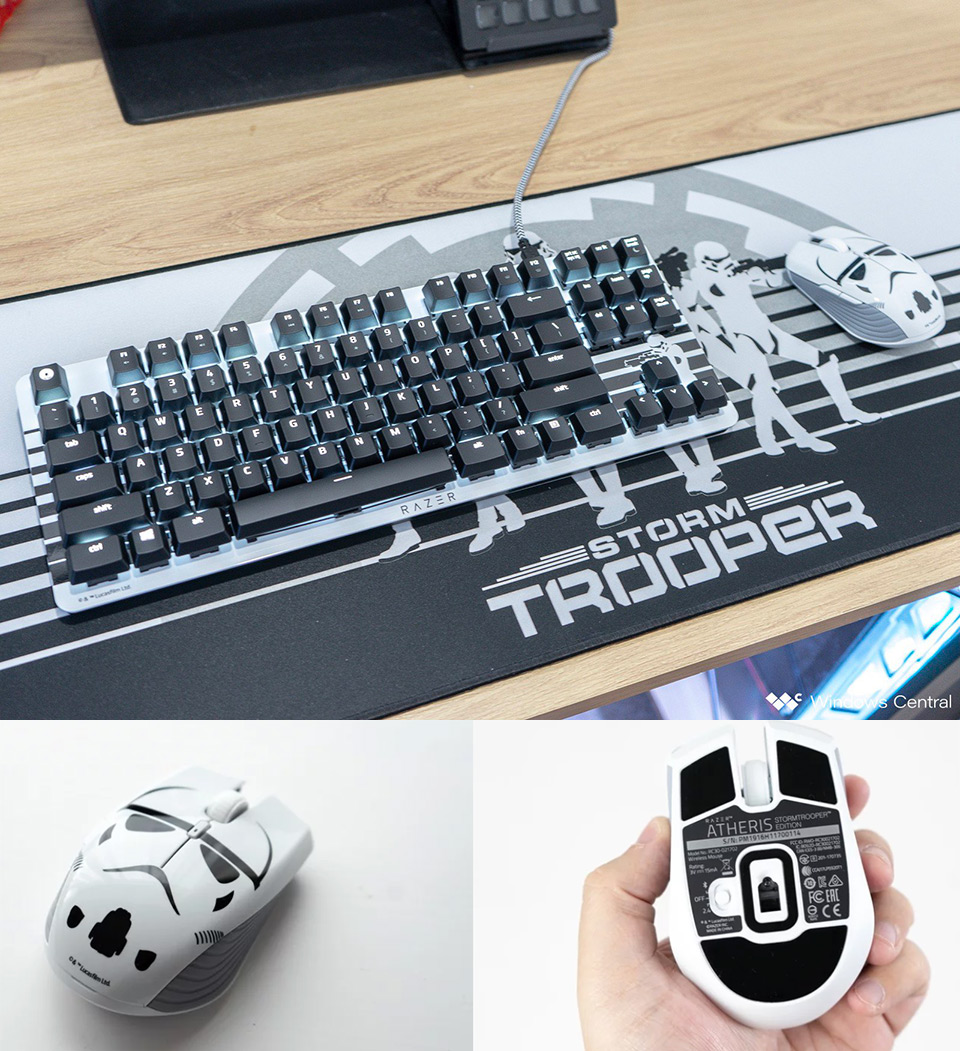 Razer Stormtrooper Star Wars