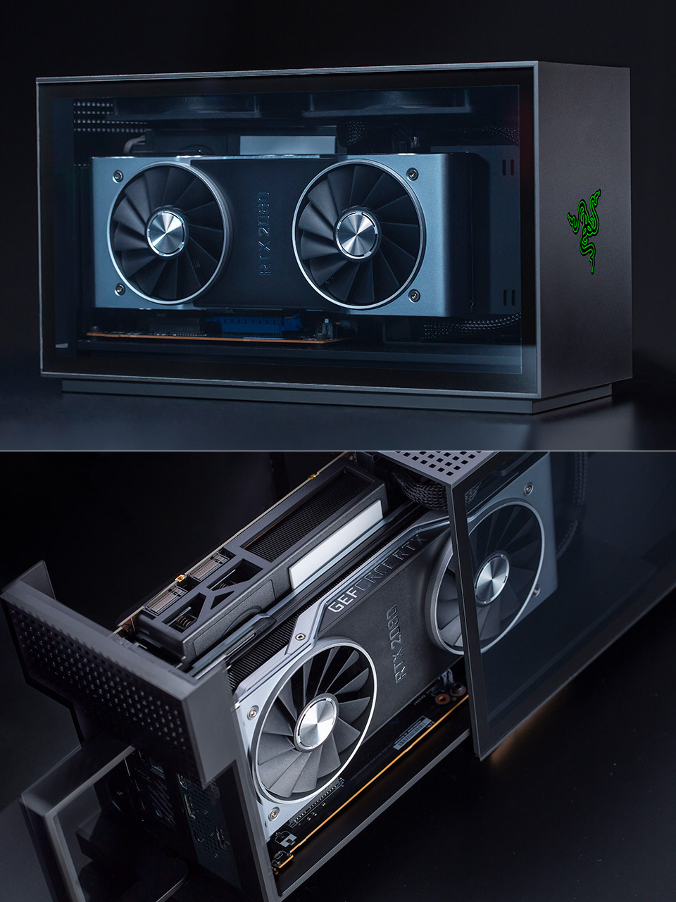 Razer Tomahawk Gaming PC