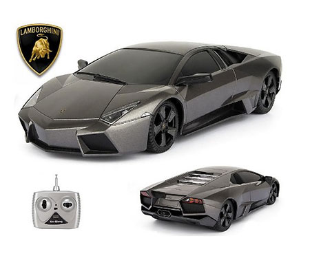 Amazing Remote Controlled Lamborghini Reventon Has Internal