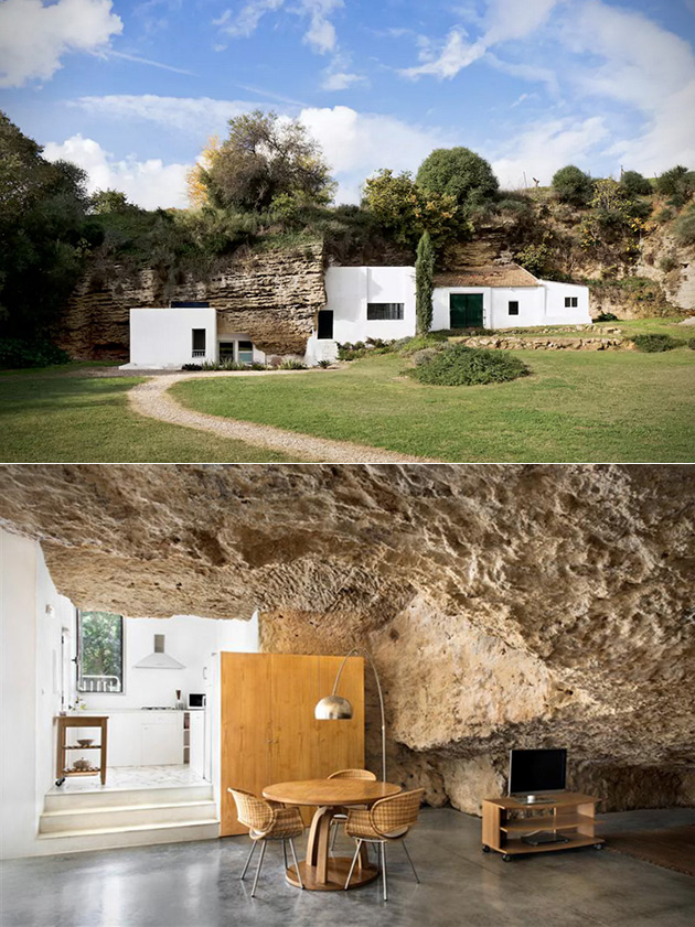 Real Cave House