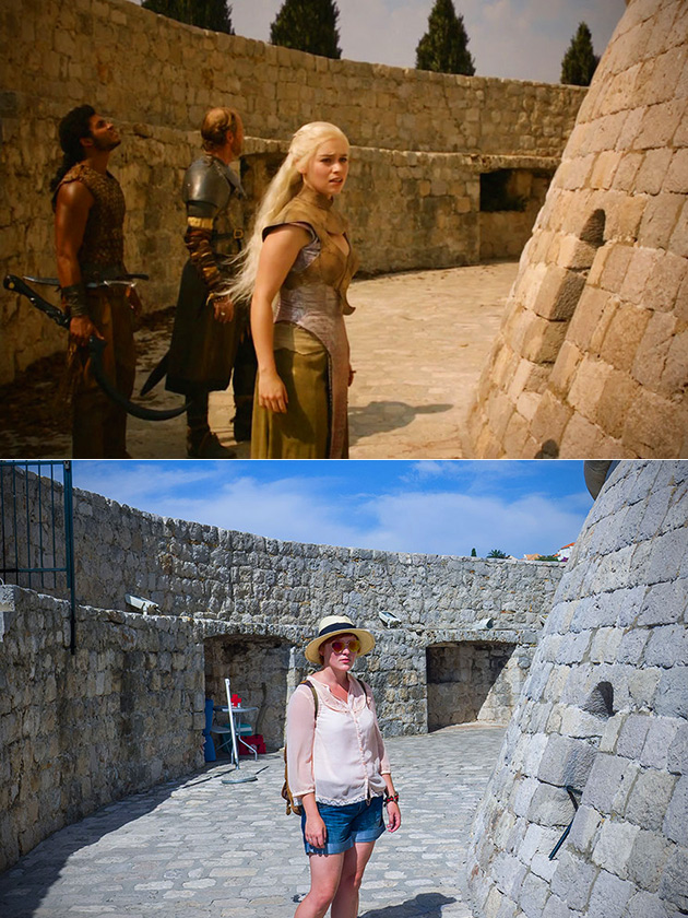 Real Game of Thrones