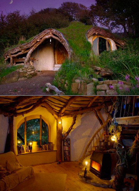 geek spends 5 000 1500 hours building real hobbit house techeblog