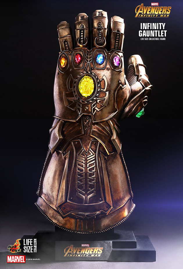 Real Infinity Gauntlet