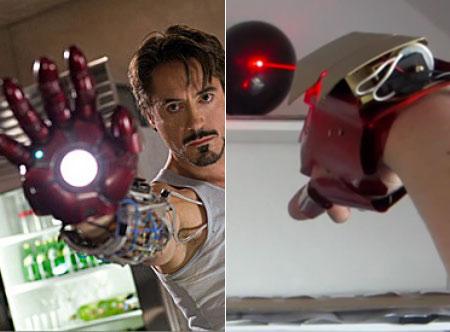 Real Iron Man Repulsor Glove