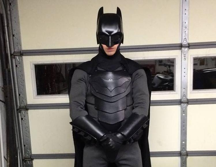 Real Life Batman Suit